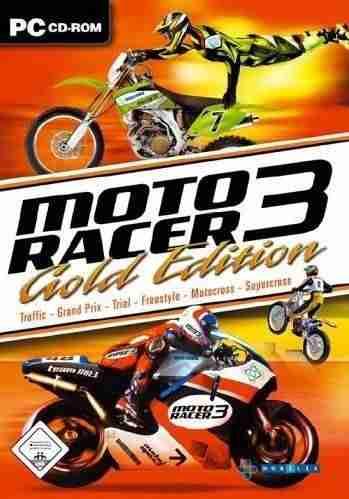 Descargar Moto Racer 3 Gold Edition [English] por Torrent